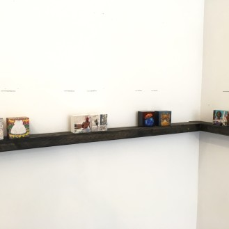 Art Brownie Installation in Gallery50, Photo Credit: Edwin Kwin, 2016